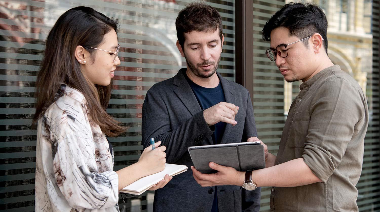 mediatropy team digital agency singapore